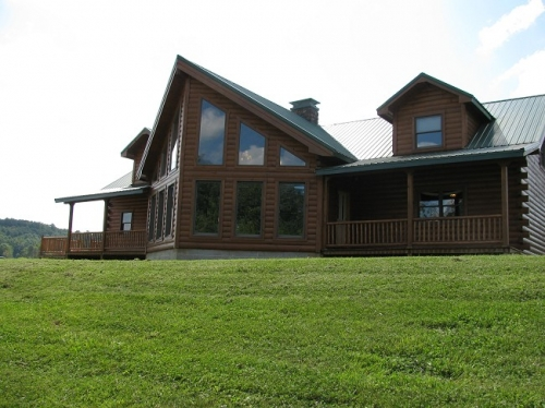 Our Model Home - The West Virginian