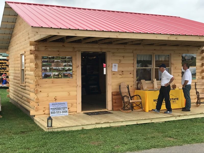 Home Shows – Mountain State Log Homes